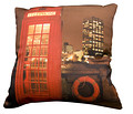 Phone Box Photo Cushion