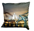 St Paul's Cathedral Photo Cushion