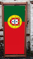 Flag of Portugal World Cup Designer Deckchair
