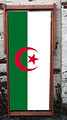 Algeria national flag World Cup Designer Deckchair