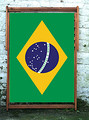 Brazil Designer Wideboy Deckchair