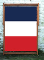 National flag of France - Designer Wideboy Deckchair